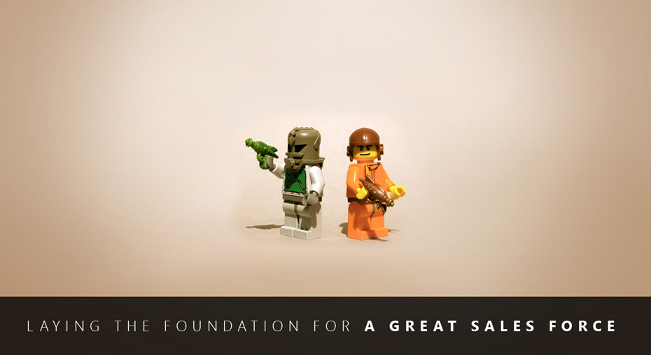 Laying the Foundation for a Great Sales Force