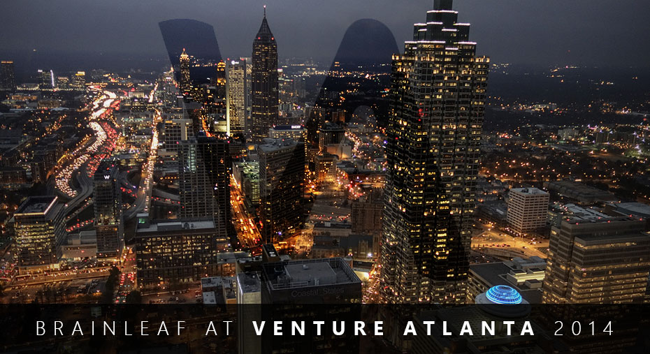 BrainLeaf at Venture Atlanta 2014