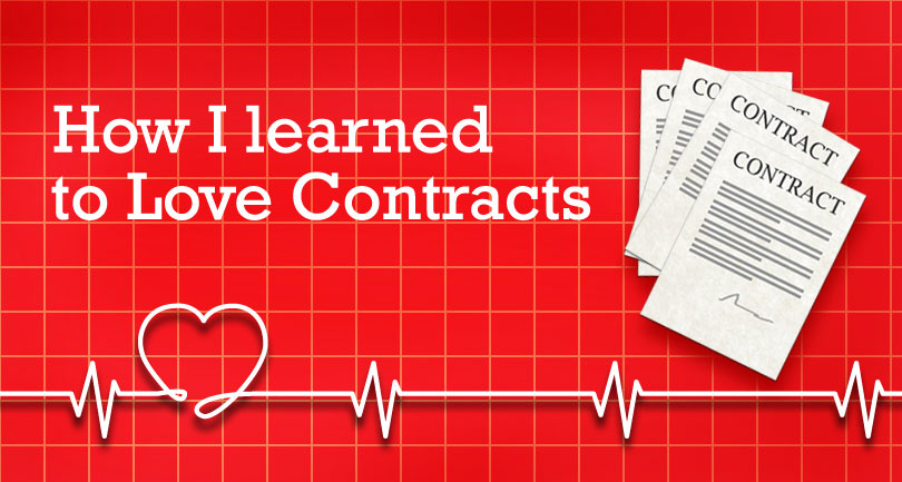 How I Learned to Love Contracts