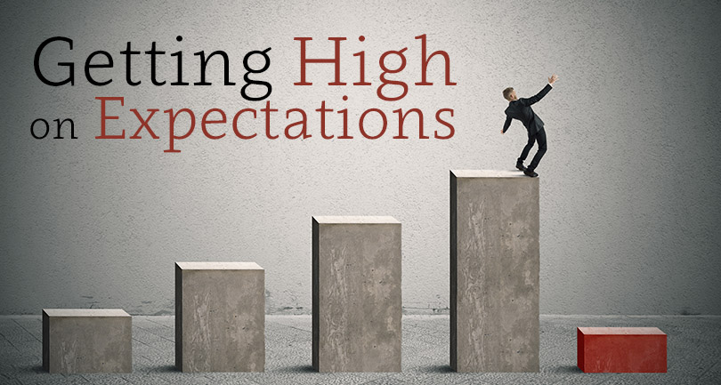 Getting High on Expectations