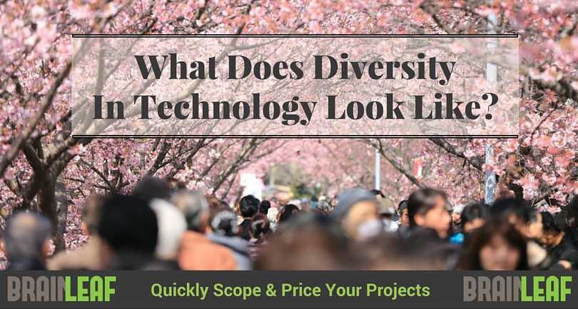 What Does Diversity In Technology Look Like?