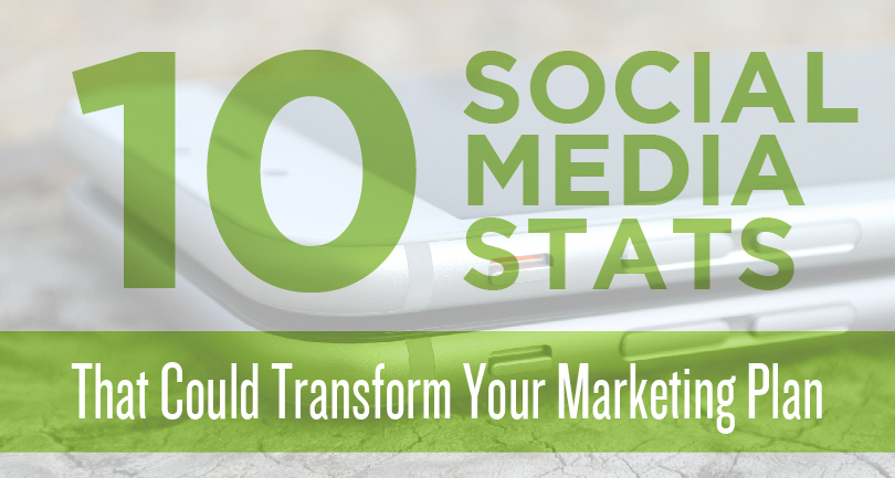 10 Social Media Stats That Could Transform Your Marketing Plan