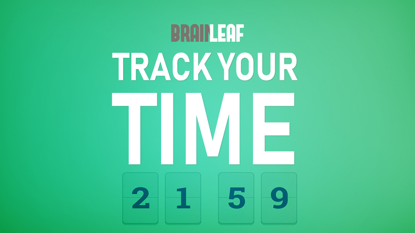 Track Your Time!