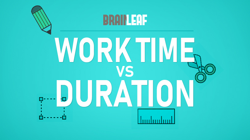 Work Time vs. Duration in Project Management